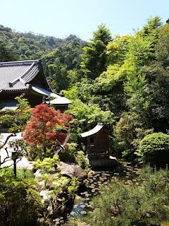 tempio di Daisho-in giappone