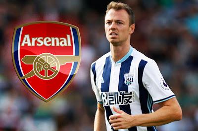 Arsenal Bertekad Menandatangani Jonny Evans seharga £ 25 juta Mengalahkan Manchester City