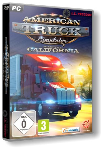√  American Truck Simulator (2016) RePack Game Full (749 MB) √