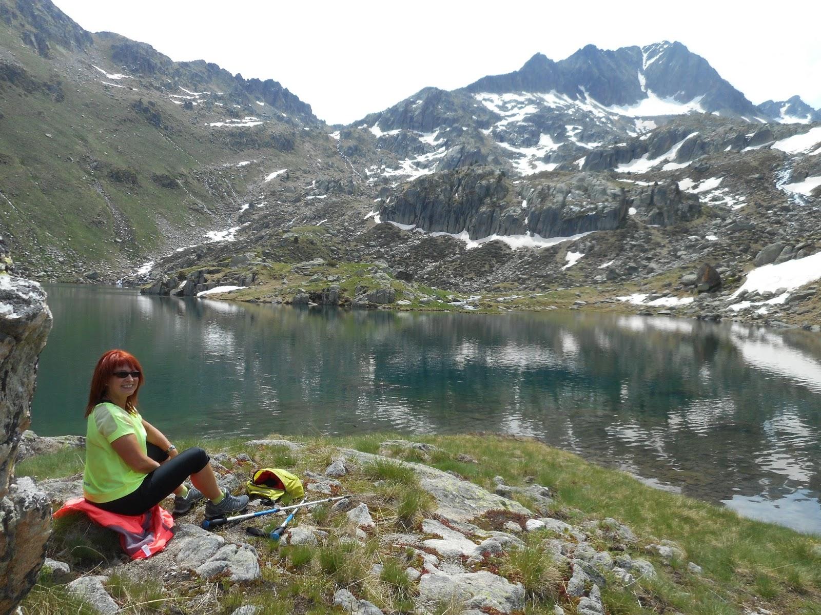 Montes 242 lagos de colomers valle de ar n 11k 700 - Banos de tredos ...