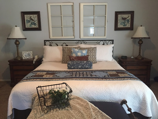 Master Bedroom Tour