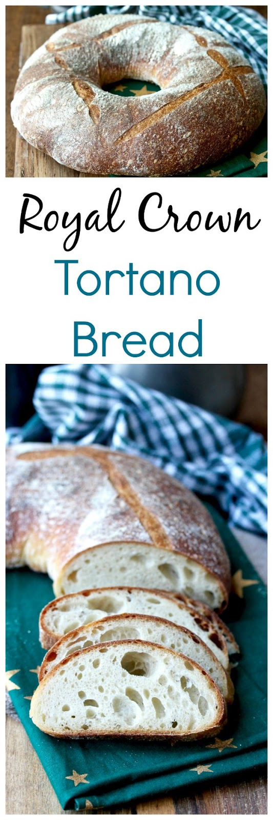 Royal Crown Tortano Bread
