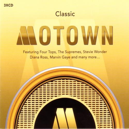 Musicandother classic motown 3cd 2016 for Classic house unmixed