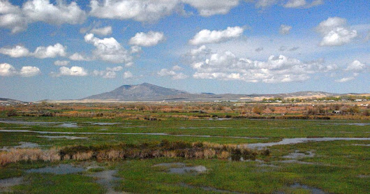 High Water Across the West: The Humboldt River at Winnemucca and Humboldt Station