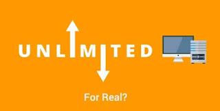 Unlimited Bandwidth luôn có giá của nó
