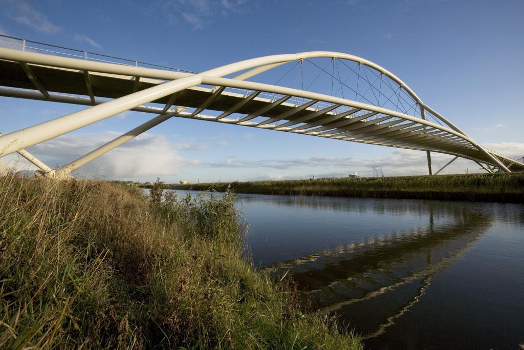 Rhinoceros Report Bridge Design With Grasshopper For Rhino
