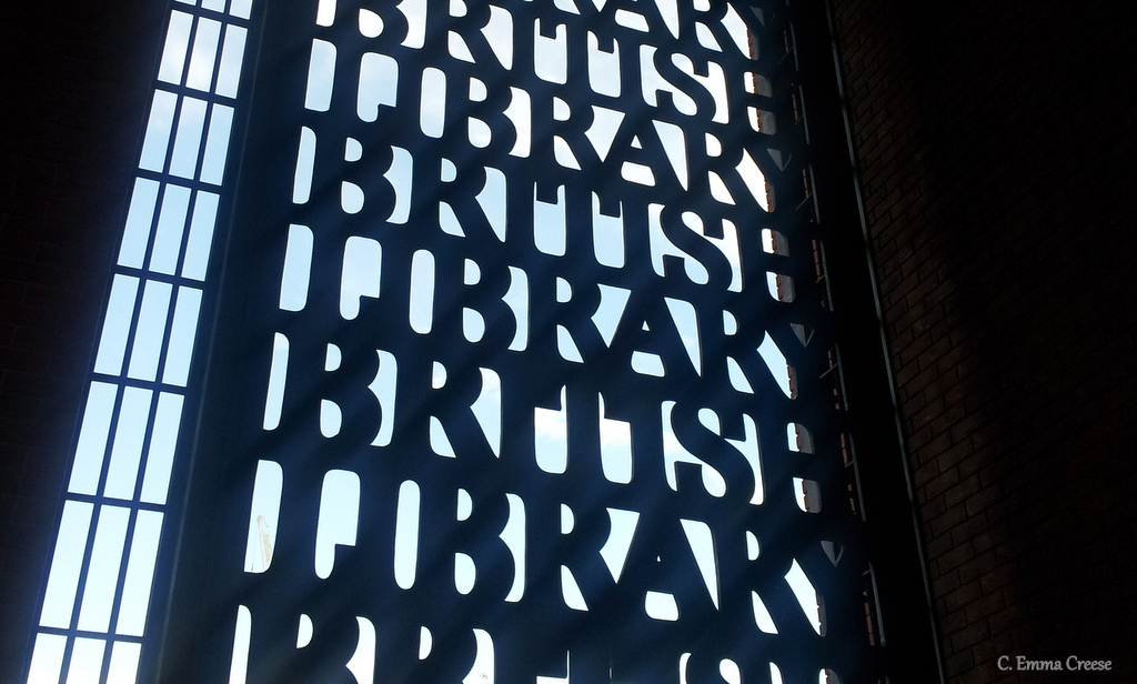 Living London: The British Library