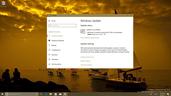 Windows 10 Insiders preview build 16237 is now available for fast ring PC users (www.kunal-chowdhury.com)