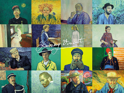 Wallpaper Loving Vincent