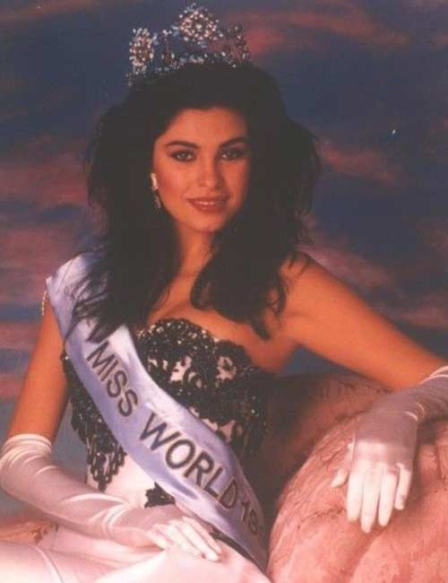 Miss World Of 1991 – Ninibeth Leal