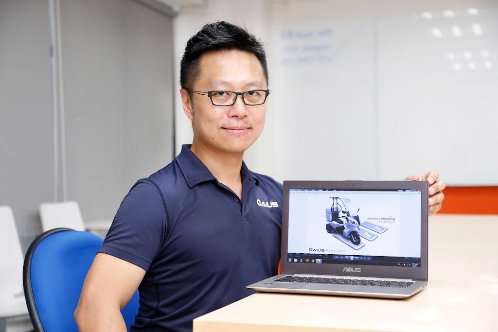 [Meet創業之星] 電動車市場正熱!蓋亞汽車Rapid-e切入企業用市場