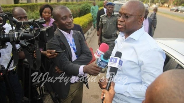Fayose Reacts As Oshiomhole Attacks Okorocha