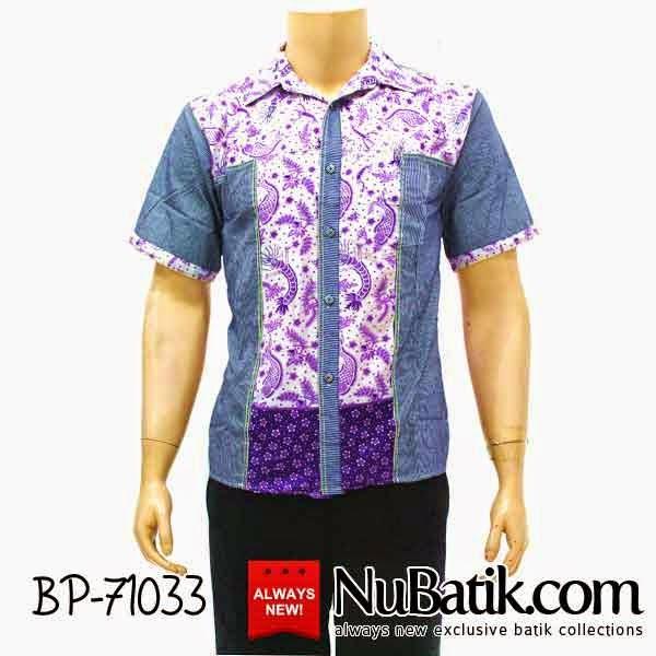 Kemeja Batik Untuk Anak: Jual Baju Batik Pria Modern, Kemeja Batik Gaul Model