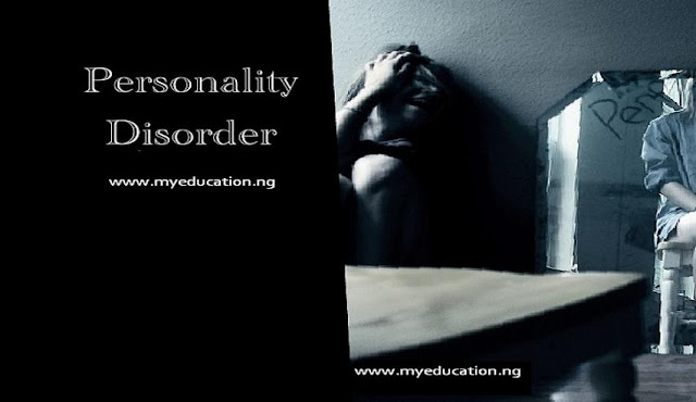 Normal Personality & Abnormal Personal Disorder; Similarities and Differences