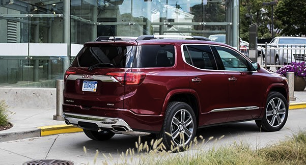Used Chevy Traverse >> 2020 GMC Acadia Denali AWD Review - Cars Auto Express | New and Used Car Reviews, News & Advice