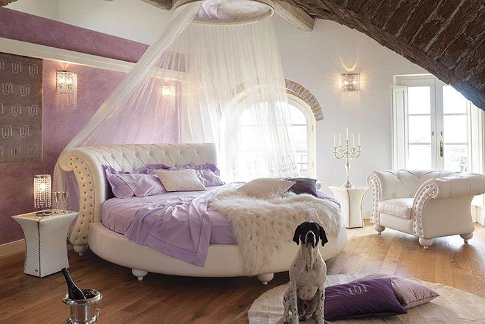 camera da letto originale