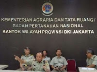 Nah lho! BPN Sebut Penerbitkan Sertifikat HGB Pulau D Diminta Jokowi