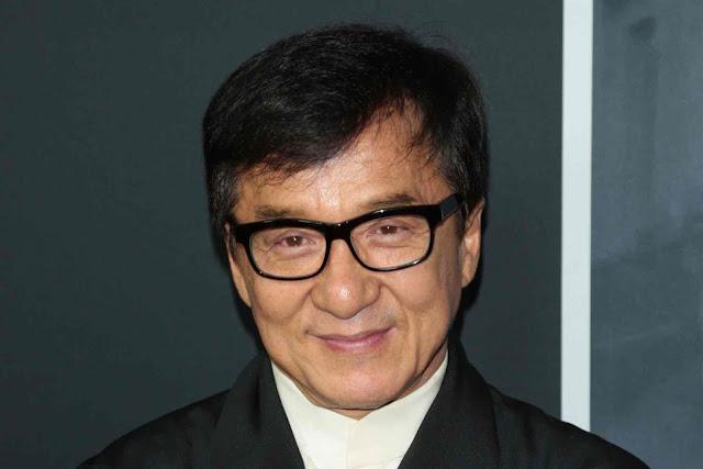 Jackie Chan : 58M$