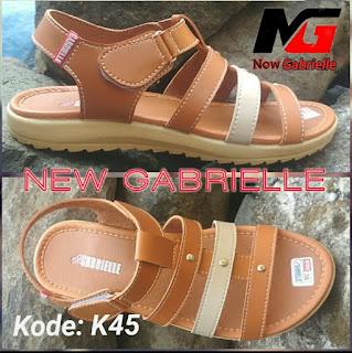 Sepatu Sandal Home Made NewGabrielle