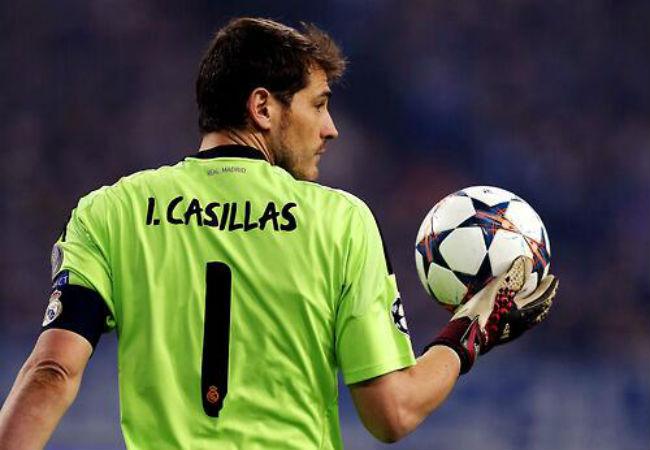 Bukan David de Gea, Iker Casillas Rekomendasikan Kiper Ini Kepada Real Madrid