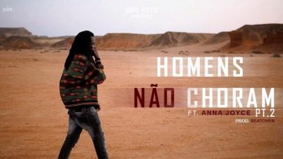 Prodígio feat feat. Anna Joyce - Homens Não Choram II (Rap