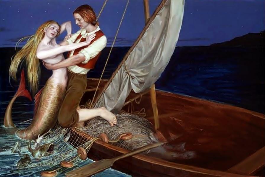 Lo specchio cielo il pescatore e la sua anima prima parte - Tre vite allo specchio ...
