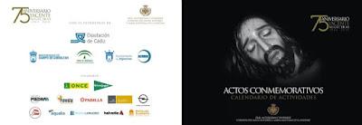 75 Aniversario del Cristo Yacente de Algeciras