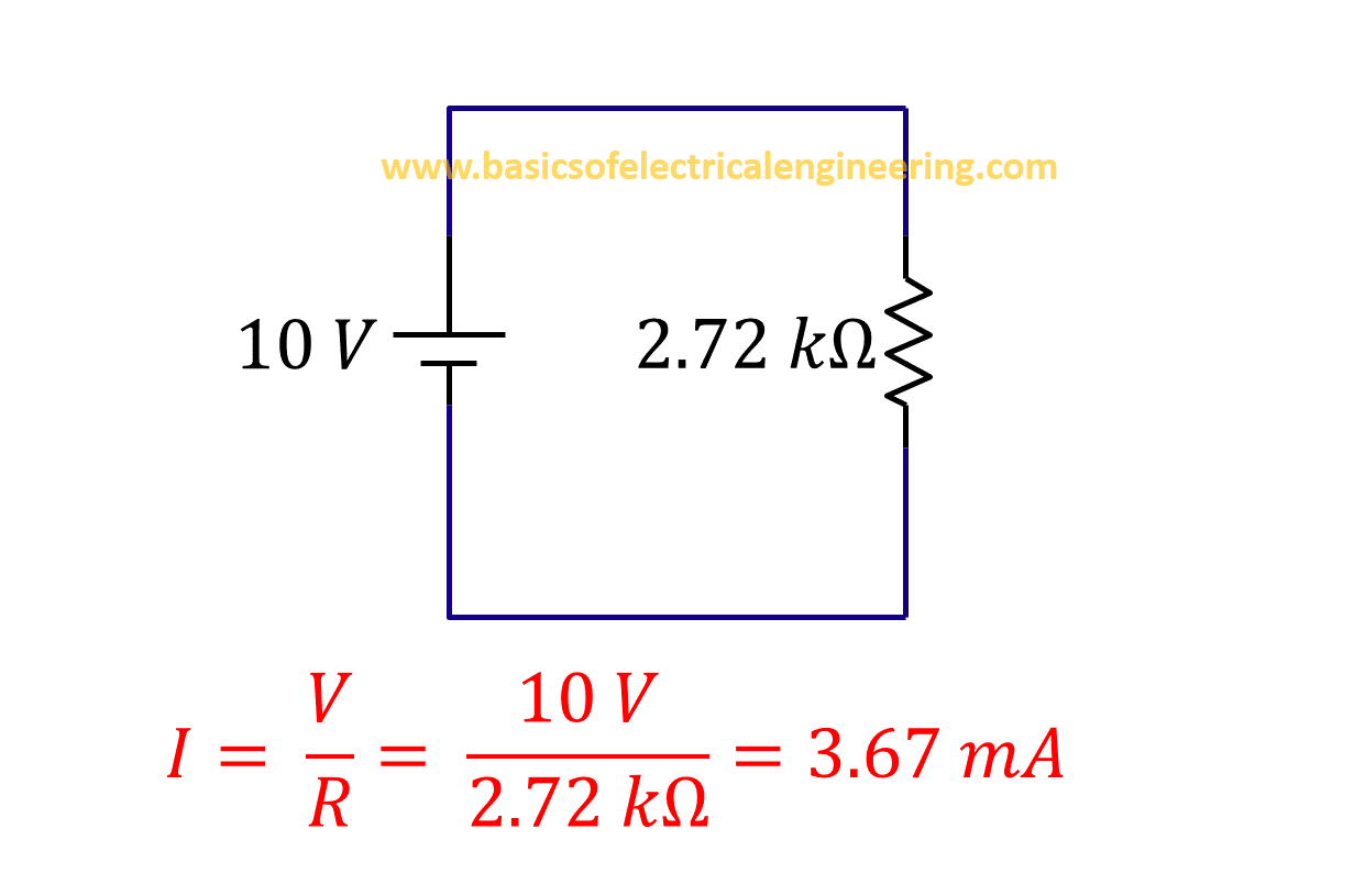 Resistors In Parallel Basics Of Electrical Engineering Simple Voltage Divider Question Ex 2 Part 22b252812529