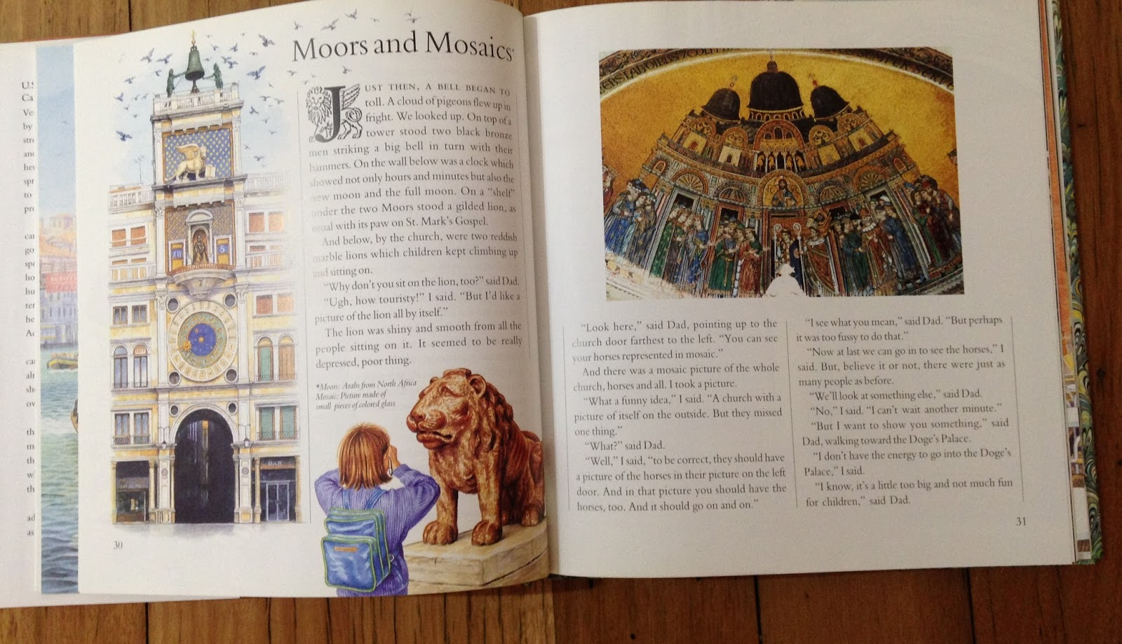 journey-and-destination: Picture Books for Art & Book Lovers