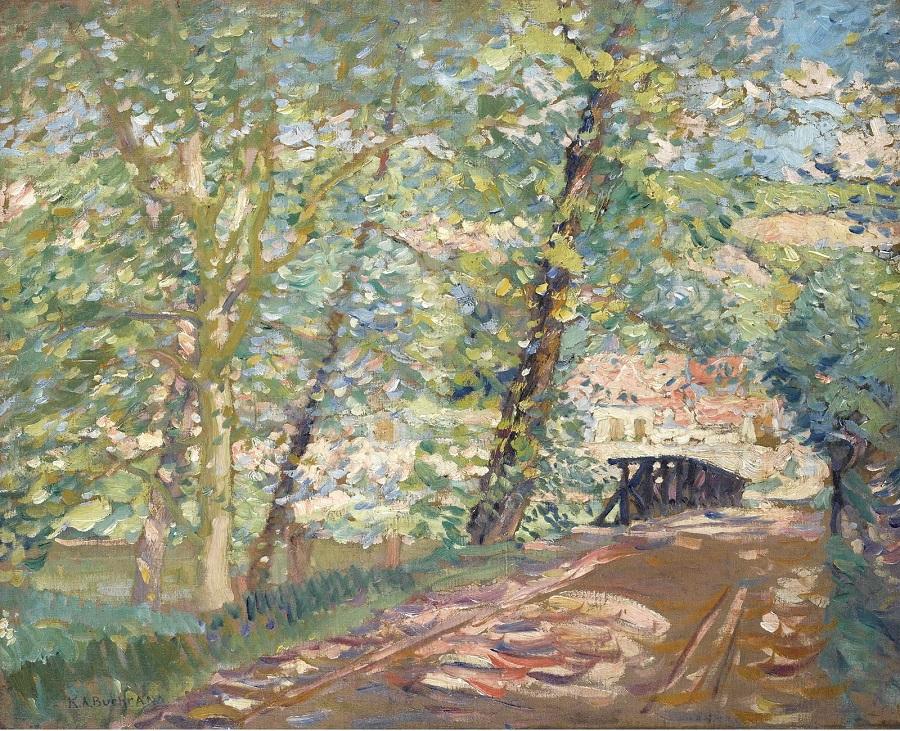 Its About Time: Summer Women - Karl Albert Buehr 1866-1952