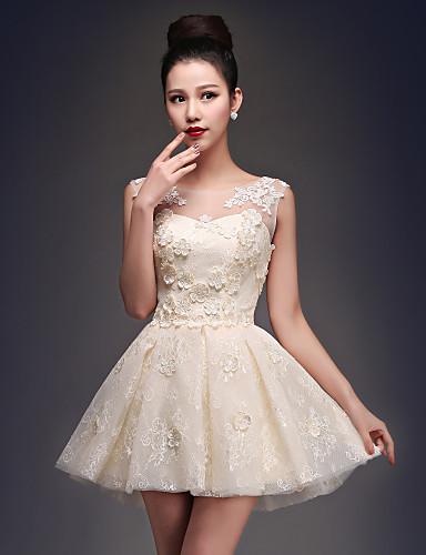 vestidos cortos de fiesta para señoras