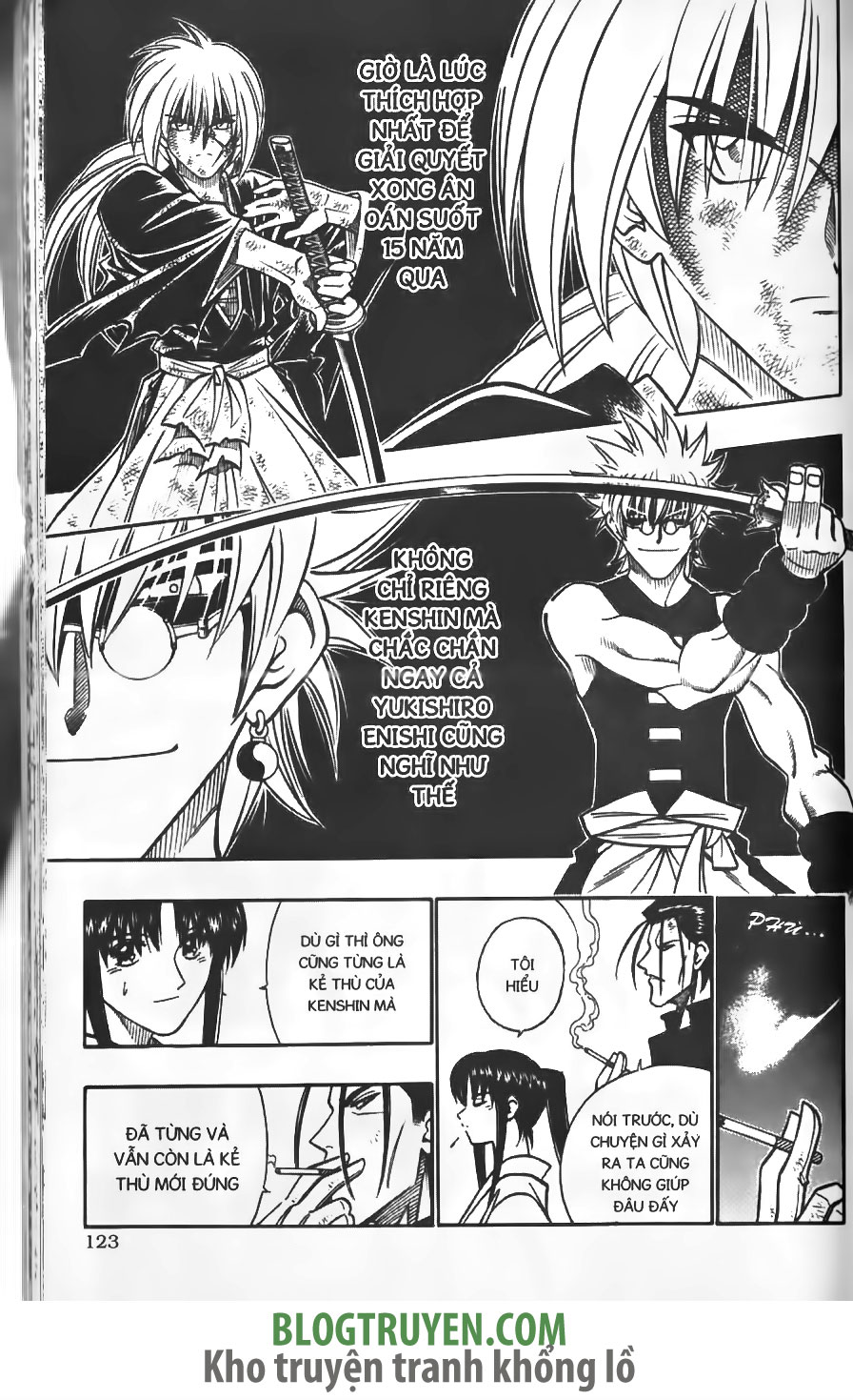 Rurouni Kenshin chap 203 trang 7