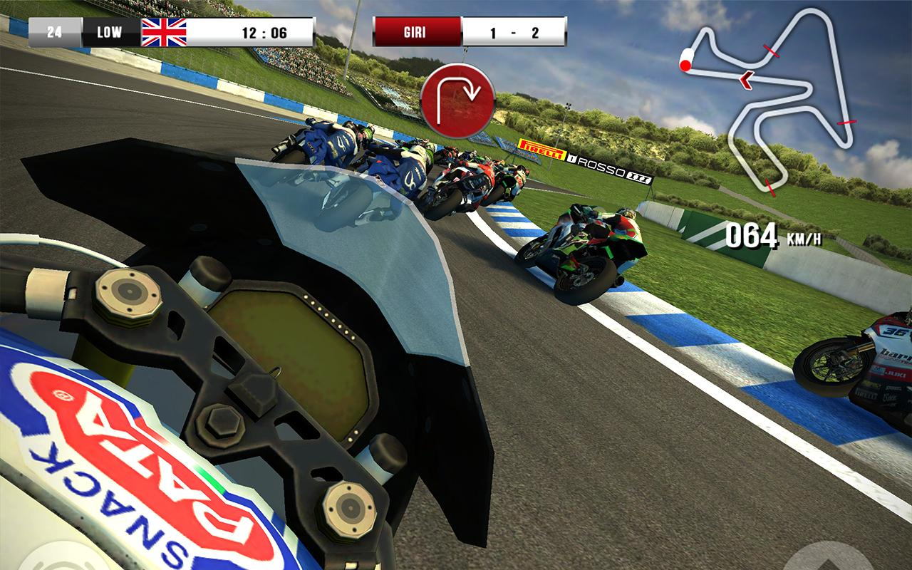 SBK16 Official Mobile Game MOD APK