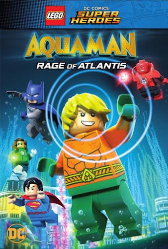 Lego DC Comics Super Heroes: Aquaman – Rage Of Atlantis (Web-DL 720p Español Latino) (2018)