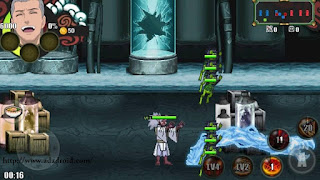 Download Sprite Senki: Momoshiki Rep Hidan by Adrian