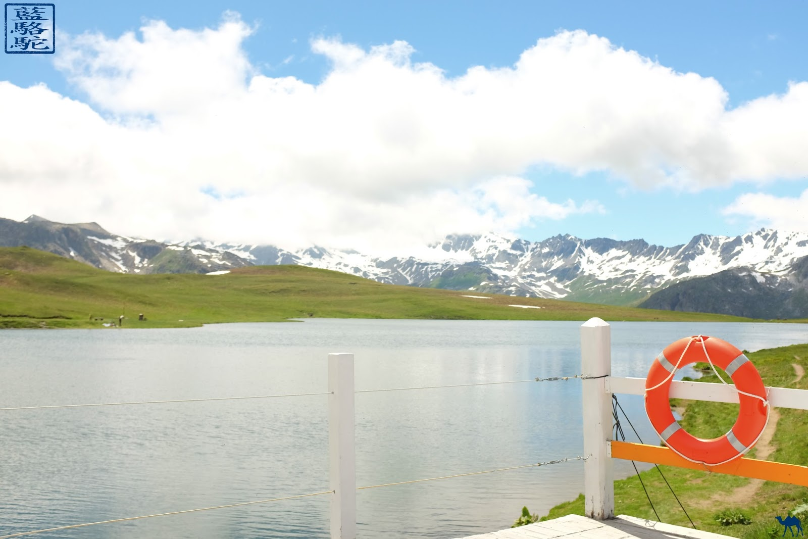 Le Chameau Bleu -   Val d'isere - Savoie - Lac de l'Ouillette - Vacances en Savoie
