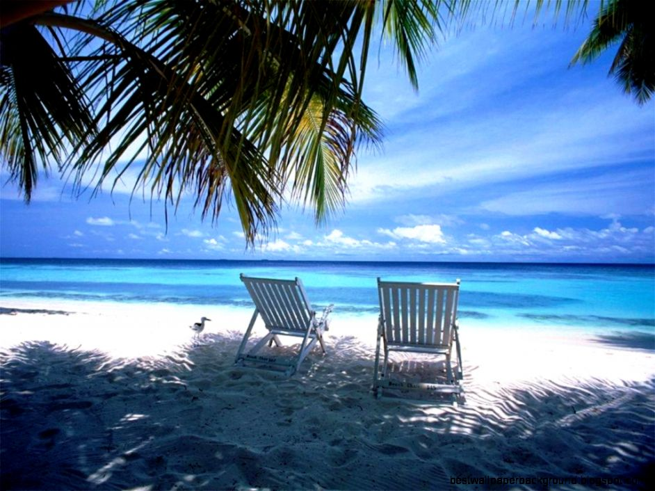 Hd Tropical Island Beach Paradise Wallpapers And Backgrounds: Desktop Scenes For Computer Wallpaper