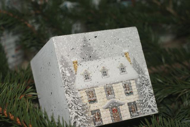 Świątecznie #7 -pudełko
