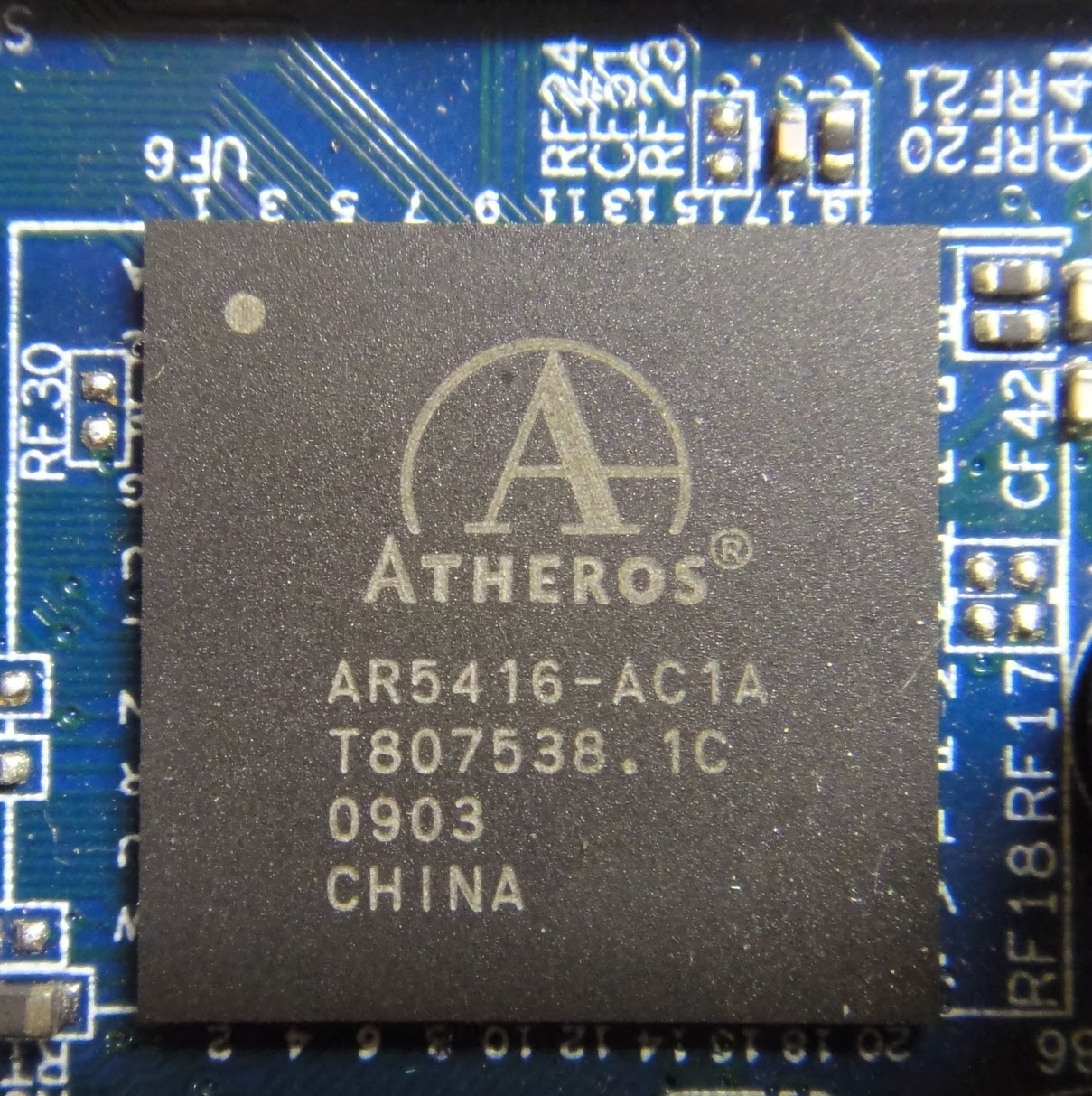 Sunny MCU and Electronics: Linksys WAG160N v1