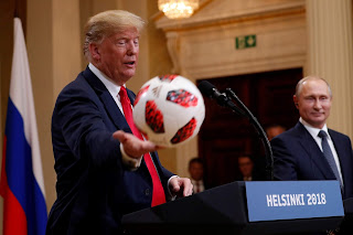 المخابرات الأمريكية تفتش علي كرة كأس العالم