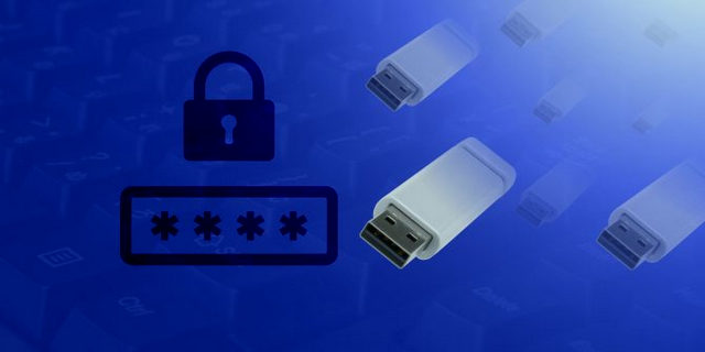 أفضل أداة لتشفير وحماية الفلاش ميموري USB لعام 2019