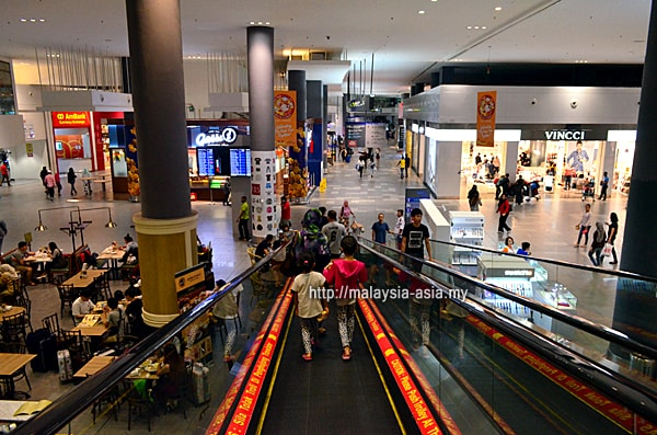 Shops at KLIA2 Gateway