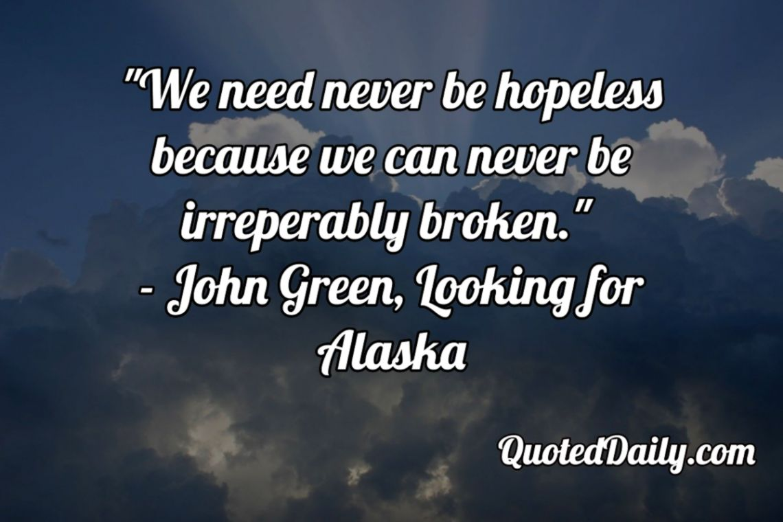 Looking For Alaska Quotes | Love Wallpapers