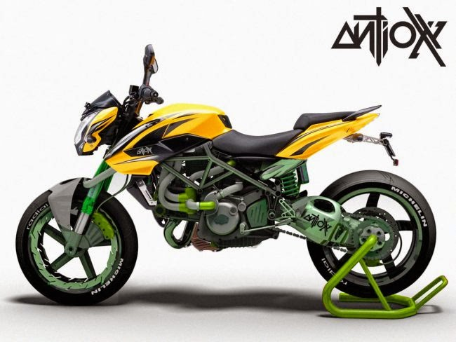 Extreme Mods Pulsar 200ns By Antioxy