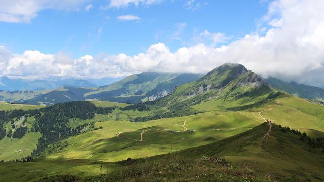 Les Saisies - Savoie - Mont Vores