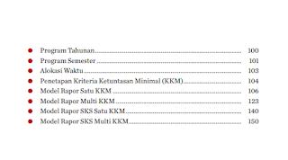 Juknis Penilaian k13 revisi