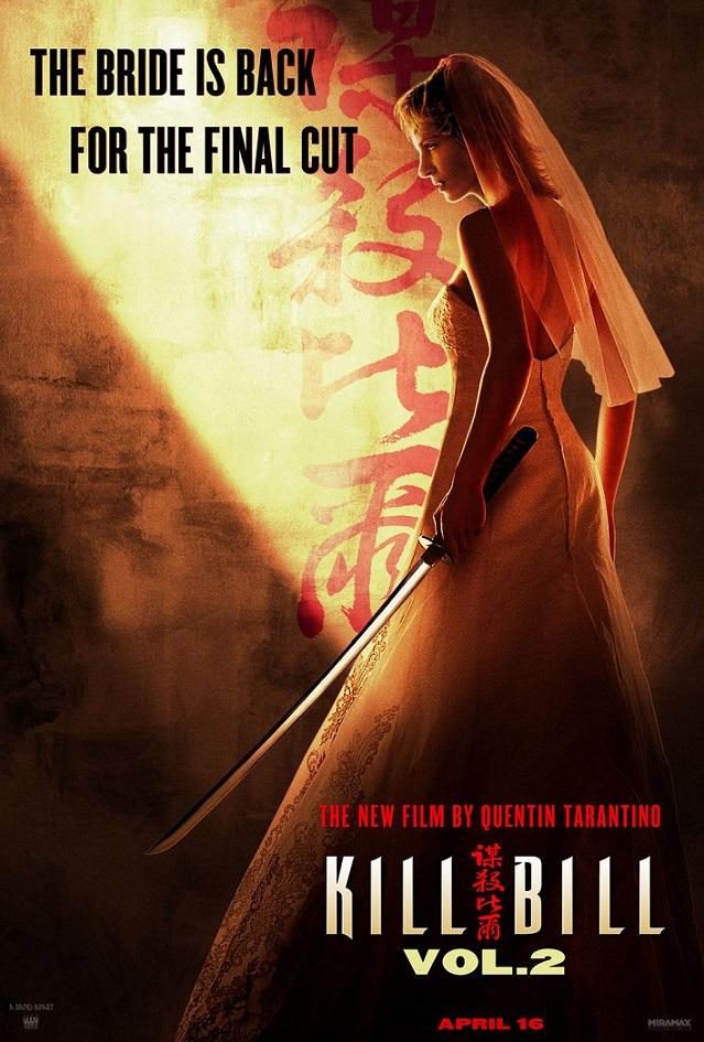فیلم دوبله: بیل را بکش 2 (2004) Kill Bill: Vol. 4