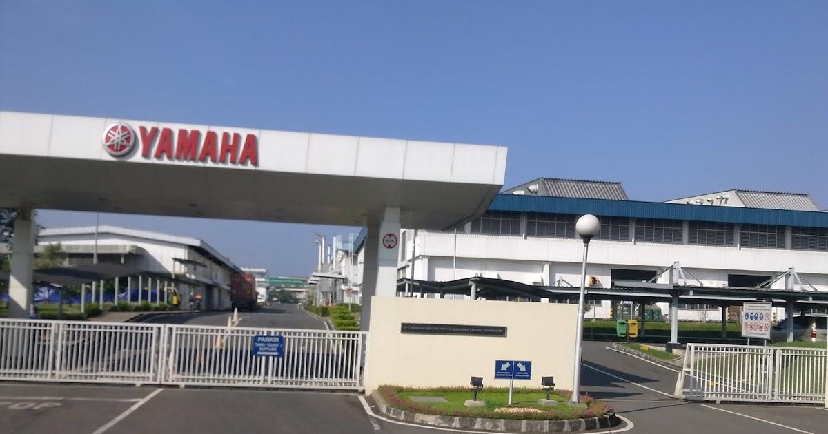 Area Van Dua Perusahaan Yamaha Di Karawang