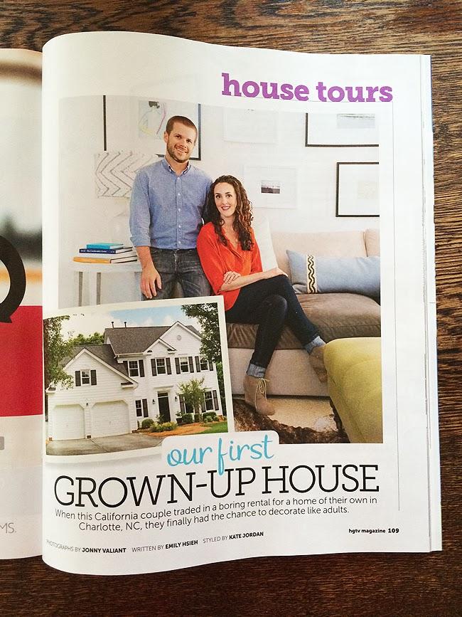 Bryn Alexandra: HGTV Magazine