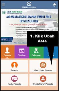 Cara mudah pindah faskes BPJS Kesehatan melalui aplikasi Mobile JKN 4